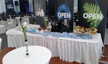 Organizacja przyjęcia otwarcia hali dla firmy KAPPA